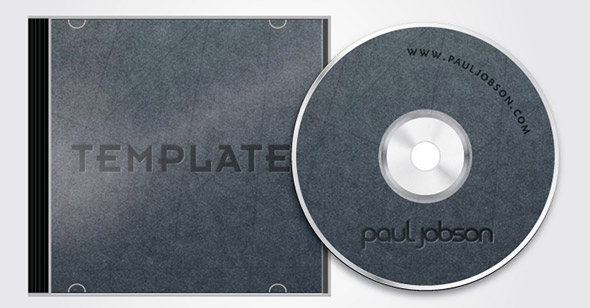 Vector_CD_and_CD_Case_Template_by_pauljobson