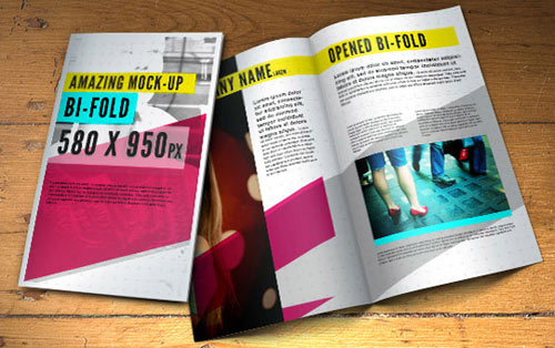 Free For Brochure Templates Mockup Design Blog - A5 brochure template