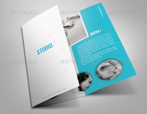 50 useful tri fold brochure templates design blog for Folded brochure template