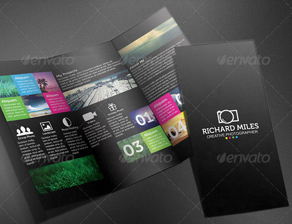 Useful TriFold Brochure Templates Design Blog - Free indesign tri fold brochure templates
