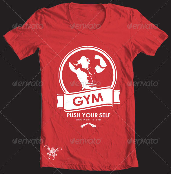 retro-gym-tshirt