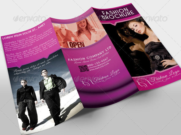 trifold-fashion-brochure