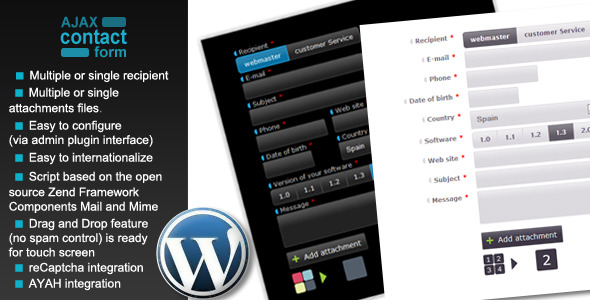 wordpress-ajax-contact-form