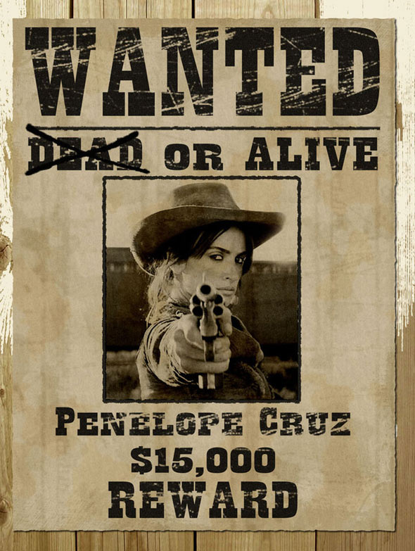 7 Free Wanted Poster Templates PSD Design Blog – Free Printable Wanted Poster