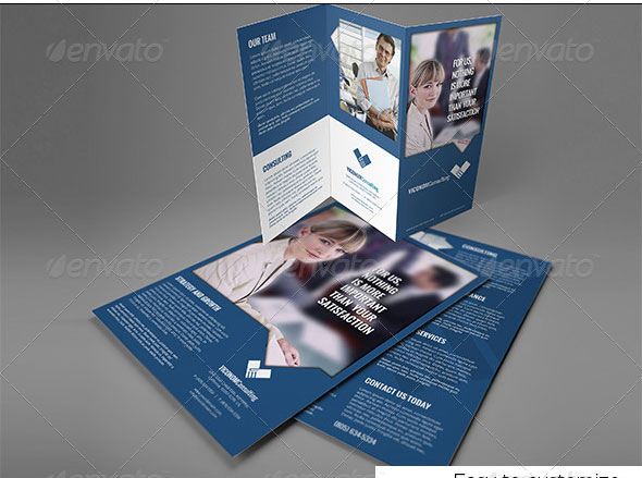A4-Trifold-Double-Side-Flyer-Template