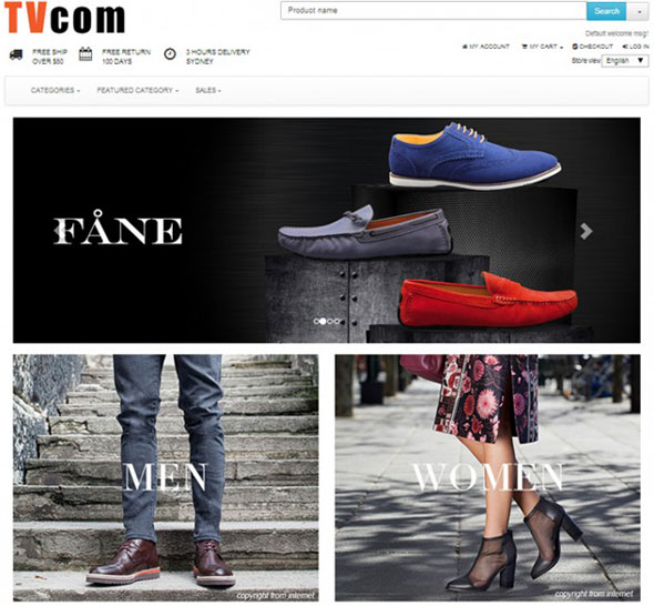 Bootstrap-Responsive-Theme