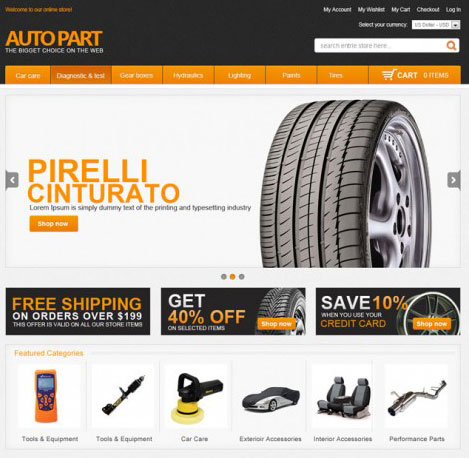 Car-Parts-Store-Template