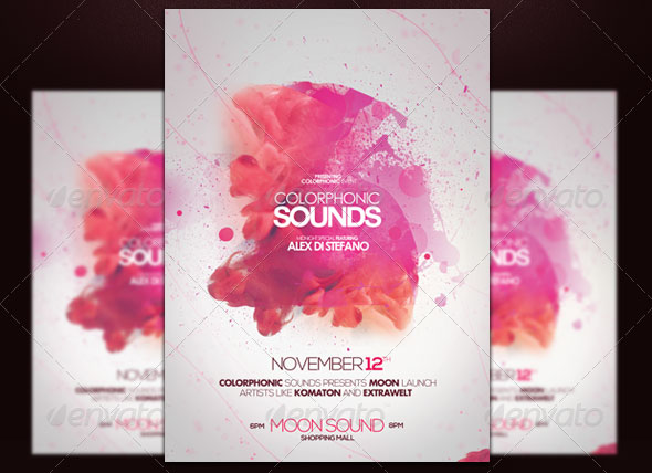 Colorphonic-Poster-Flyer