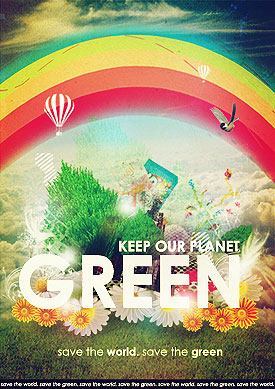 Keep-our-Planet-Green-PSD