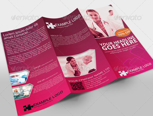 trifold-medical-brochure