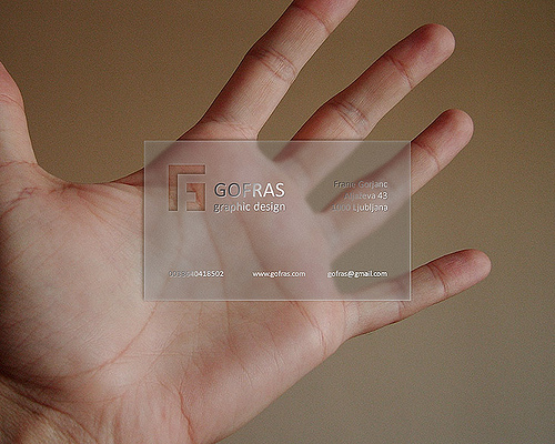 Transparency business cards ukrandiffusion 24 transparent business cards free premium templates 4 advantages friedricerecipe Image collections