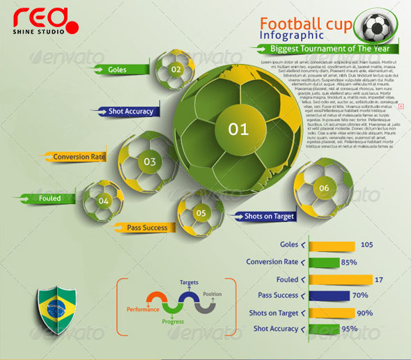FootBall-Cup-Infographic