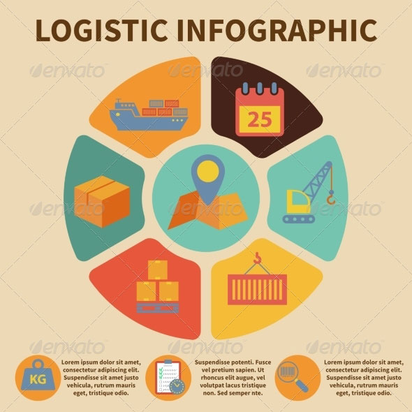 Logistic-Infographic-Icons