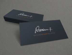 Business Card 3D Mock-Up (Psd)