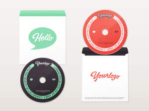 DVD Envelope MockUp