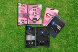 DVD transparent Case PSDfile