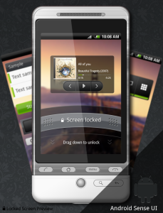 Free Photoshop Android Interface GUI