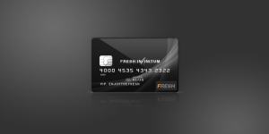 Fresh Ideas Credit Card Mockup