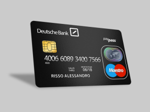 Mockup Credit Card – psd
