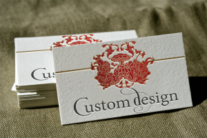 business-card-on-fine-texture-mockup