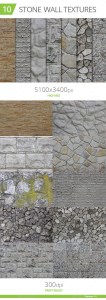 10 Stone Wall Textures 15