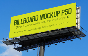 3 Free Outdoor Advertising