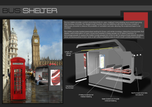 Bus Shelter - The Good Journey