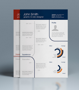 FREE Clean One-Page Resume