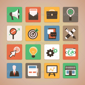 Marketing Icons 12