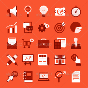 Marketing Icons 8
