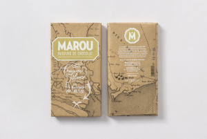 Marou Chocolate Treasure Island Bar