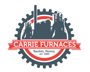 Carrie Furnaces Logo Concept