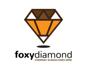Foxy Diamond Logo