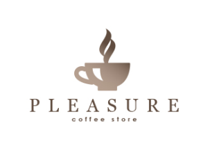 Pleasure Coffee Logo