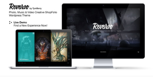 Reverzo | Photo, Music & Video Creative ShopFolio
