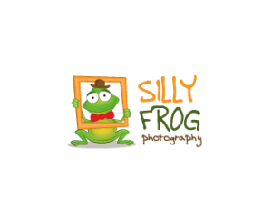Silly frog photography