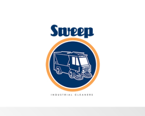 Sweep Industrial Cleaners Logo