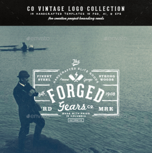 co vintage logo collection