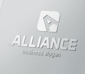 Alliance Capital A Logo Letter