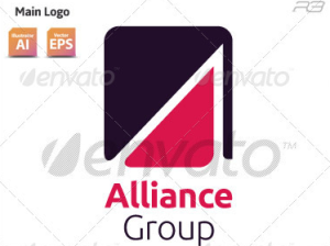 Alliance Group Logo Template