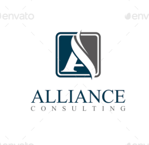 Alliance - Letter A Logo