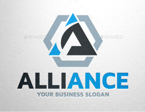Alliance - Letter A Logo12