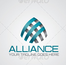 Alliance Logo Template