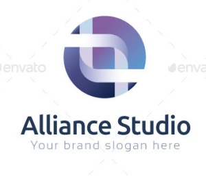 Alliance Studio Logo Template