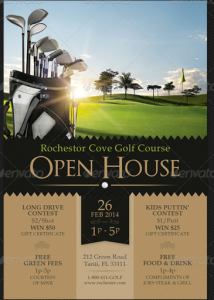 20 Open House Flyers Templates Design Blog