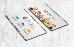 Kids Store Business Card Templates