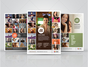 Multipurpose Photography Flyer Ad Template
