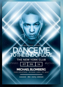 Nightclub Flyer:Poster Vol. 3