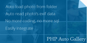 PHP Auto Gallery