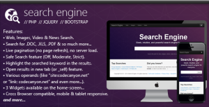 PHP Search Engine 3